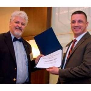 MedEvac Foundation congratulates 2011 MTLI scholarship winner