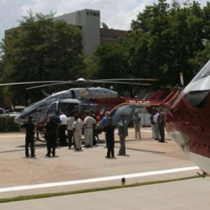 Nightingale EC145 arrives, with $500K still to be raised
