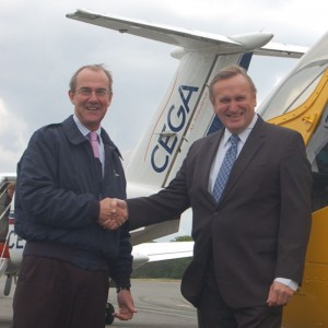 UK: Medical Aviation Services teams up with fixed wing operator