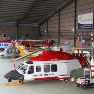 AgustaWestland expands Service Centre Network