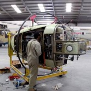 11 Qatar Gazelles complete overhaul in France with DCI-COFRAS