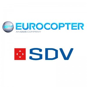 Eurocopter and SDV jointly commit to voluntary reduction of CO2 emissions