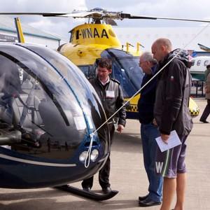 New venue provides successful platform for AeroExpo UK