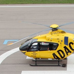 Eurocopter hands over 1000th EC135 to ADAC in ceremony at Donauworth