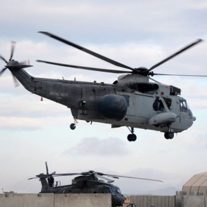 Royal Navy Sea Kings complete 1,000th Afghanistan mission
