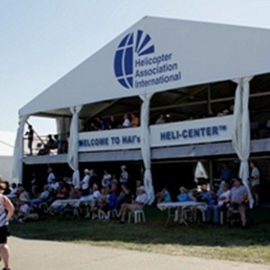EAA AirVenture attendees flock to HAI's Heli-Center