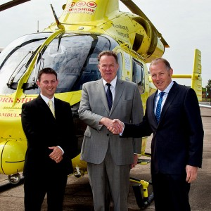 Multiflight awarded new maintenance deal with Yorkshire Air Ambulance