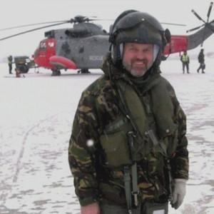 UK SAR pilot achieves 7,000 hours