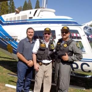 "El Dorado Sheriff unveils ""Eagle One"""