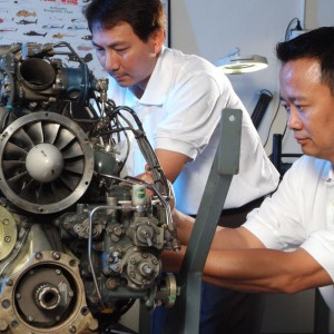Citic Offshore Helicopter becomes Turbomeca Service Center