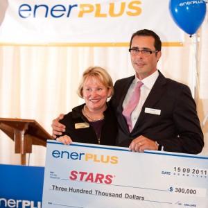 $300,000 donation for STARS Saskatchewan