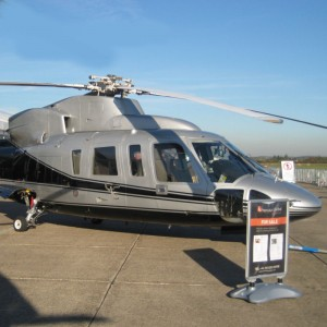 PremiAir showcases its range of expertise at Helitech 2011