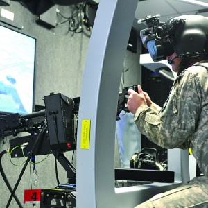Fort Campbell's new helicopter simulator provides virtual training