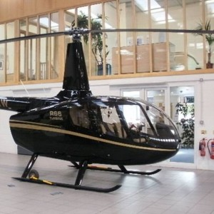UK: Heliair delivers another R66