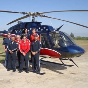 Air Evac Lifeteam 71 base upgrades to Bell 407