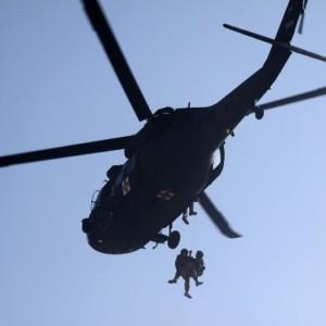 Indiana Guardsmen train in new medevac procedures