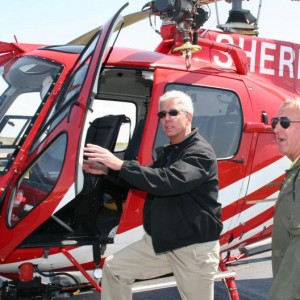 Erie County Sheriff buys HeliWagon dolly