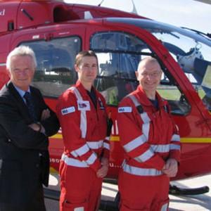 Motorway operator funds life saving equipment