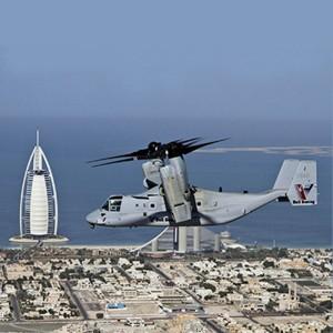 V-22 spurs international interest in Dubai Airshow debut