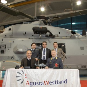 Norway takes delivery of its first NH90