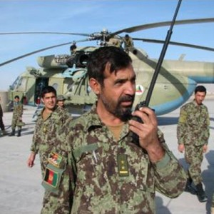 Maintenance advisers certify first Afghan Air Force expediter