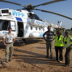 EC funds two Mi-8s for UN World Food Program