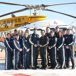 Southeast Texas Air Rescue named Air Medical Service of the Year