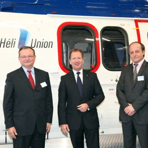 Eurocopter delivers two EC225s to Héli-Union