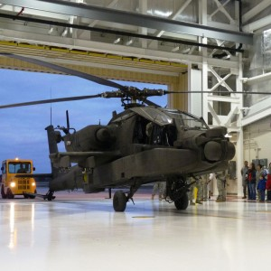 Missouri National Guard officially transitions to Longbow Apache