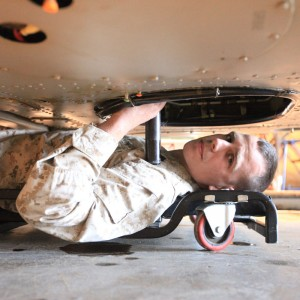 Afghanistan UH-1Y mechanic saves lives with maintenance discovery
