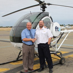 Flight Training Adelaide appoints new helicopter CFI