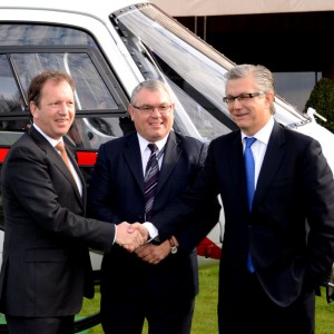 Canadian Helicopters takes delivery of an AS350B3e