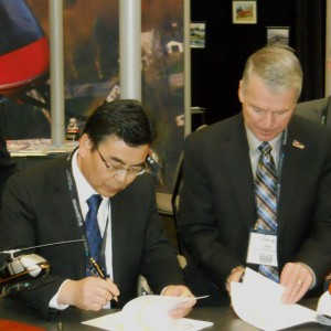 Japan signs for another 28 Enstrom TH-480s