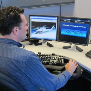 """Sikorsky launches web-based HELOTRAC 2Xâ""""¢ maintenance management software"""