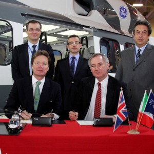 Bond Aviation Group orders ten AW helicopters, plus options for five