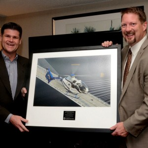 American Eurocopter delivers 250th EC135 in the US