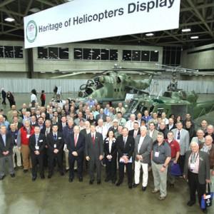 Military Appreciation Day at Heli-Expo