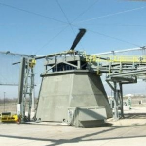 Composite Technology opens bi-directional whirl tower for rotor blade balancing