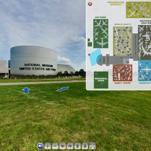 US Air Force Museum offers virtual tour