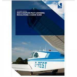 """UK CAA release 22 page """"Quick Guide"""" to EASA pilot licensing"""