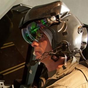 Helmet mounted display for safer helicopter flight