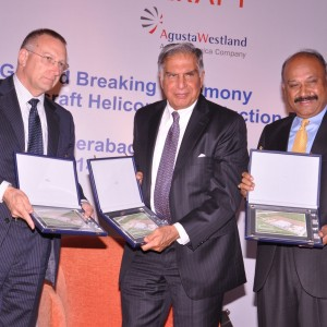 Indian Rotorcraft breaks ground on production facility in Hyderabad