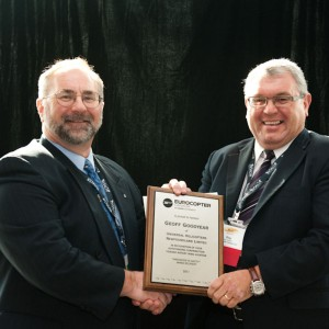 "Eurocopter Canada name ""Innovation in Safety"" award winner"