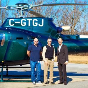 Peak Aviation buy fourth Eurocopter, an AS350B3e