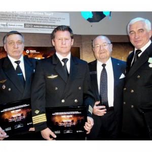 HAI awards UTair crew