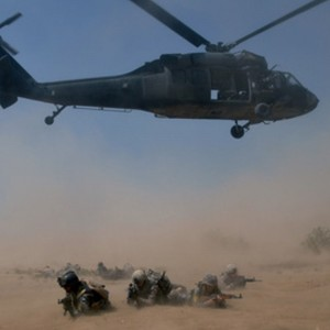 Helicopter survivability enhanced with MFRF contract