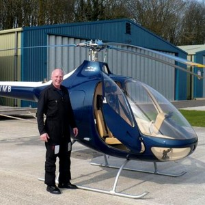 First UK pilot goes solo on Guimbal Cabri