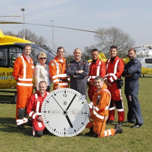 Two UK EMS charities work together to extend hours