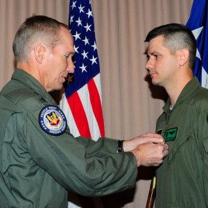Helo pilot awarded Silver Star for Afghanistan rescue mission