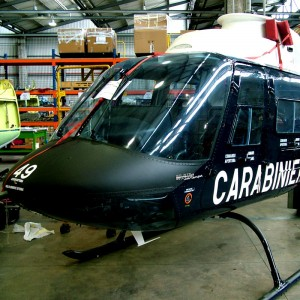 The Helicopter Museum adds JetRanger
